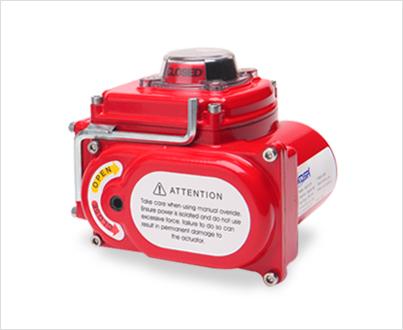 KOSA-PLUS - Electric actuator - THIẾT BỊ TRUYỀN ĐỘNG, MODEL : KE-P
